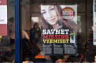 Emilie Meng forsvandt 10. juli 2016. (Foto: Jens Nørgaard Larsen/Scanpix 2016)