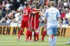Med to mål var nyindkøbte Pieros Sotiriou med til at sende sejren til FCK.