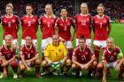Det danske kvindelandshold er til EM.