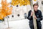 """Ulf Pilgaard, skuespiller og komiker og aktuel med selvbiografien """"Mit liv som Ulf""""."""