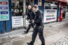 Politiets teknikere arbejdede torsdag på at sikre spor ved en skudepisode, der begyndte ved Heimdalsgade på Nørrebro.