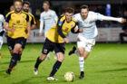 Superliga. Runde 16. FC Helsingør- Hobro IK