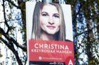 Christina Krzyrosiak Hansen er ny borgmester i Holbæk Kommune.