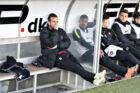 FC Midtjylland - Brøndby IF , DBU-Pokalen semifinale, MCH-Arena, Herning, 4.maj : FCMs Rafael van der Vaart på udskiftningbænken (foto: Henning Bagger / Scanpix 2017)