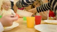 Børn kan blive overvægtige selv med sund mad på bordet