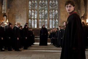 Harry Potter havde en helt særlig grund til at navngive sin søn efter Severus Snape.
