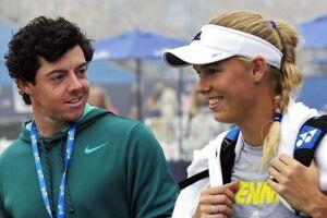 Det var planen, at Rory McIlroy og Caroline Wozniacki skulle giftes i 2014, men golfspilleren fik kolde fødder.