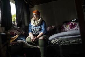 Louise Hansen har i mange år følt sig alene med nogle dystre tanker.