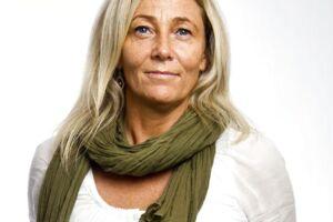 Her ses Rikke Karlsson