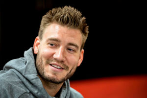 Nicklas Bendtner i Nottingham Forest