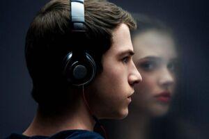 Serien '13 Reasons Why' havde premiere på Netflix den 31. marts 2017.