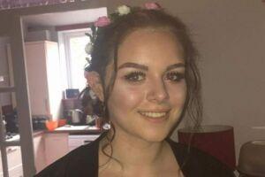 15-årige Olivia Campbell.