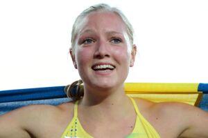 Moa Hjelmer vandt EM-guld i 2012.