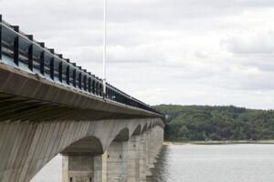 Sallingsundbroen, opført i 1978.