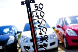 To børn er omkommet i en brandvarm bil i Texas