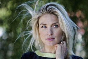 Christiane Schaumburg-Müller forstår ikke, at folk hidser sig op over produktserien 'The Perfect V'.