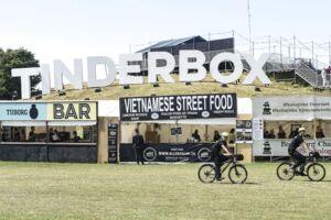 Tinderbox Festival i Odense. (Foto: Helle Arensbak/Scanpix 2017)