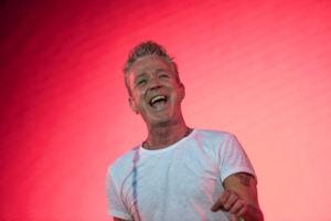 Thomas Helmig, Blue stage, Northside 2017
