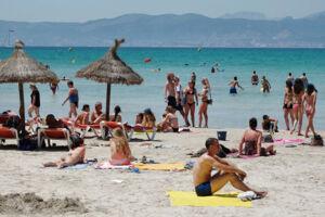 Mallorca er en populær destination for charterturister.