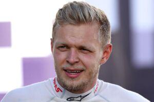Kevin Magnussen kører hos Haas for sit tredje Formel 1-hold i karrieren. De første var McLaren og Renault.
