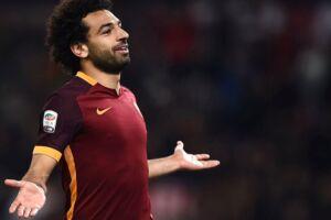 Liverpools nye spiller Mohamed Salah har skabt røre blandt Liverpool-fans med et gammel Twitter-billede.