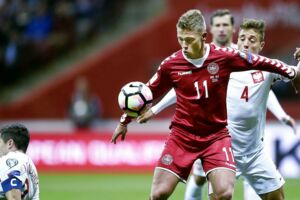 Viktor Fischer skifter fra Middlesbrough til Mainz 05.