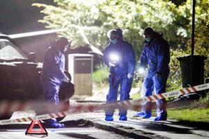 Dobbeltmorderen fra Langeland har erkendt sig skyldig. I dag afsiges der dom ved Retten i Svendborg. (Foto: Frederik Racher/Scanpix 2016)