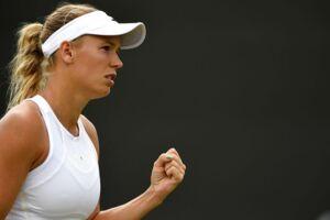 Caroline Wozniacki: »Jeg synes, jeg har haft lidt utur i de finaler, og det er bare et spørgsmål om tid, inden jeg vinder en turnering.«