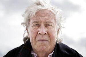 80-årige Jørgen Leth er ikke længere 'erotisk aktiv'. Sex, erotik og forførelse har været en stor del af forfatteren og filmmandens liv, men i et nyt interview på P1 fortæller han, at han ikke har haft sex i halvandet år. (Arkivfoto)
