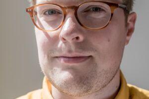 Blogger, Kasper Risgård.