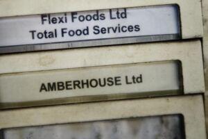Flexi Foods afdeling i Gentofte. Det var blandt andet herfra, at kødsvindlen blev styret.