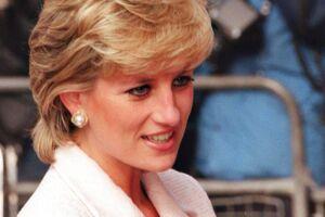 ARKIVFOTO af den engelske prinsesse Diana.
