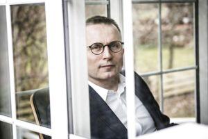 Administrerende direktør i Boozt, Hermann Haraldsson.