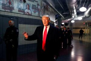 Præsident Trump er en kontant chef, der ikke er bleg for at fyre dem, han ikke bryder sig om.