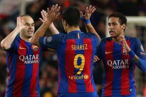Andrés Iniesta giver et hint om, at han muligvis kan forlade FC Barcelona.