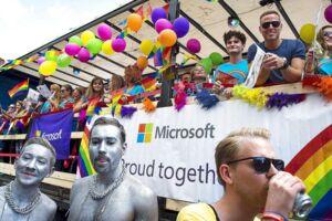 Copenhagen Pride blev afviklet lørdag. Det er alle dog ikke tilfredse med. Blandt andet DF'er Johnny Andresen, der stiller op i Viborg Byråd.