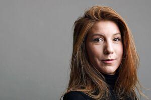 Den svenske journalist Kim Wall døde om bord på opfinder Peter Madsens ubåd. Resterne af hendes lig blev fundet mandag.