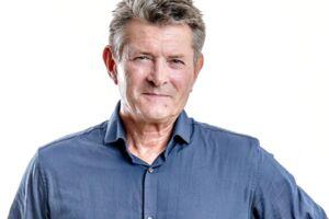 Journalist Jens Gaardbo.