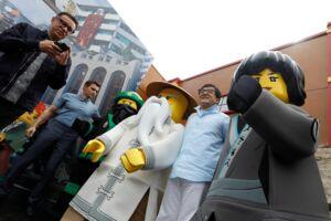 Mens det går frem for Legoland står det skidt til for parkernes ejer, Merlin Entertainments. Reuters/Mario Anzuoni