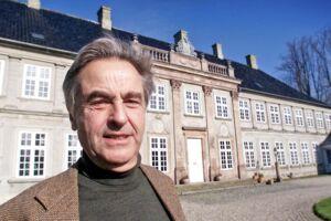Erik Juel (billedet) har i årevis været i strid med sin søn Gregers Juel om familiens gods, herregården Juelsberg på Fyn.