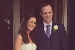 Andrew Roddy og Gill Campion var lykkelige på deres bryllupsdag. Men på bryllupsrejsen skete der en frygtelig tragedie.