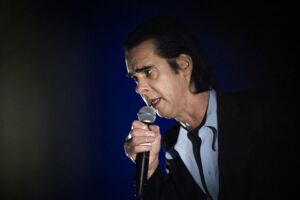 Nick Cave, Royal Arena 20 oktober 2017.
