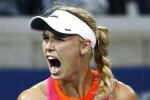Caroline Wozniacki kan være lidt for åbenmundet.