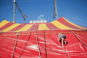 Cirkus Arena.