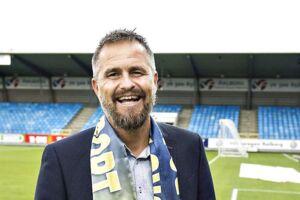 Hobro IKs sportschef Jens Hammer Sørensen.