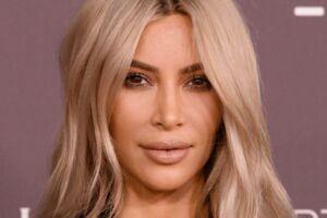 Kim Kardashian West. Billedet her er fra den 5. november 2017.