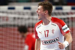 Lasse Svan scorer lige nu masser af mål for Danmark ved EM i håndbold.