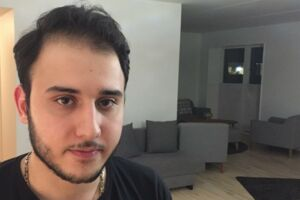 19-årige Ali Parnian, der kom til Danmark fra Iran for cirka to år siden, vil nu åbne en ny butik efter, at der mandag aften, va blevet samlet 250.000 kroner ind til ham landet over.