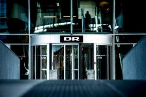 DR-Byen ved Ørestaden i København onsdag den 23. august 2017. DR vil lukke DR3 som tv-kanal. DR3, der har eksisteret siden 2013, skal i stedet overgå til streaming på nettet. Det skriver TV2.dk, onsdag den 29. november 2017. (Foto: Mads Claus Rasmussen/Scanpix 2017)