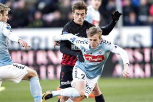 SønderjyskE tabte søndag aften til FC Midtjylland.
